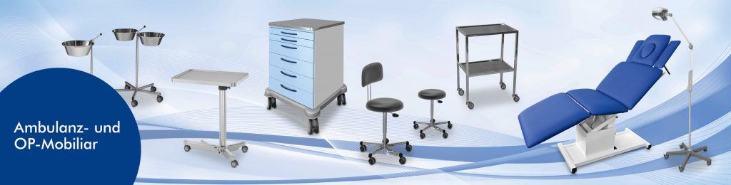 Outpatient clinic and surgery furniture