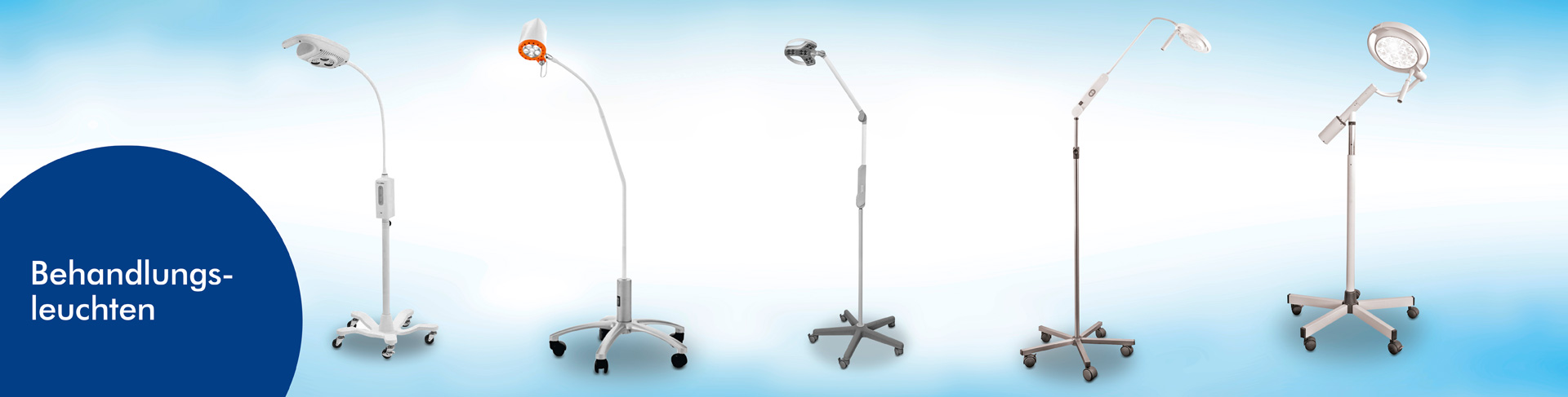 Treatment lights