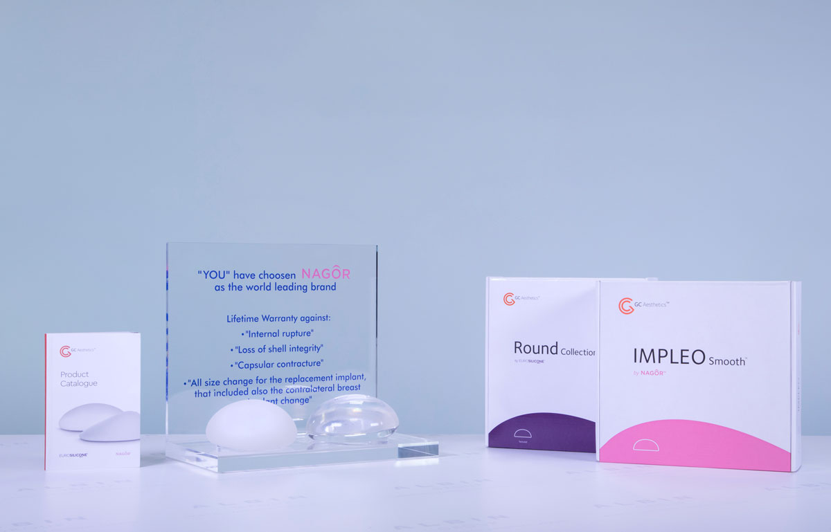 Choose the right breast implant for you, quickly and easily