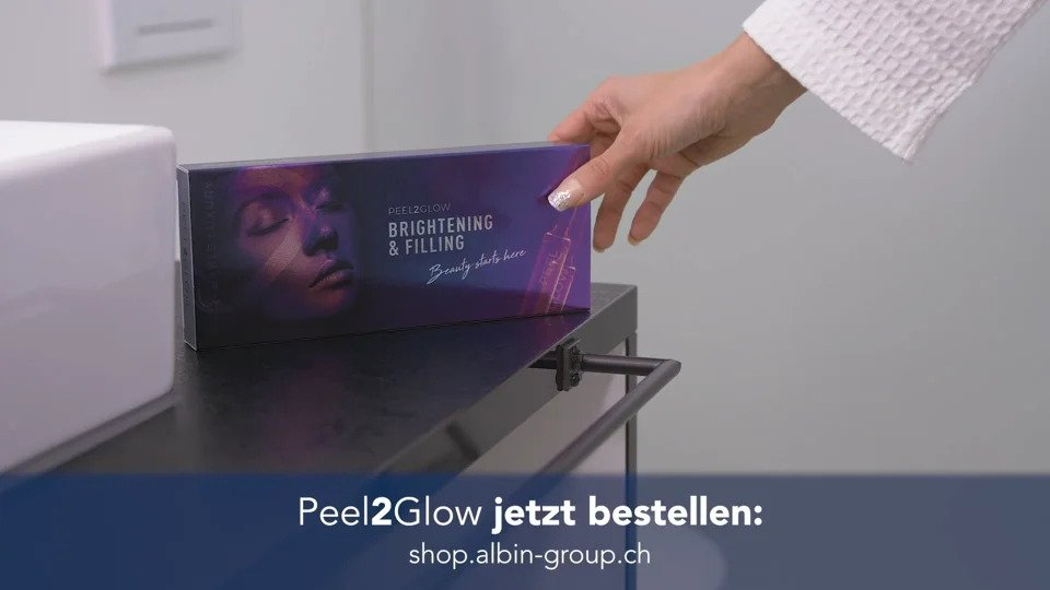 Peel2Glow - Albin Group Shop